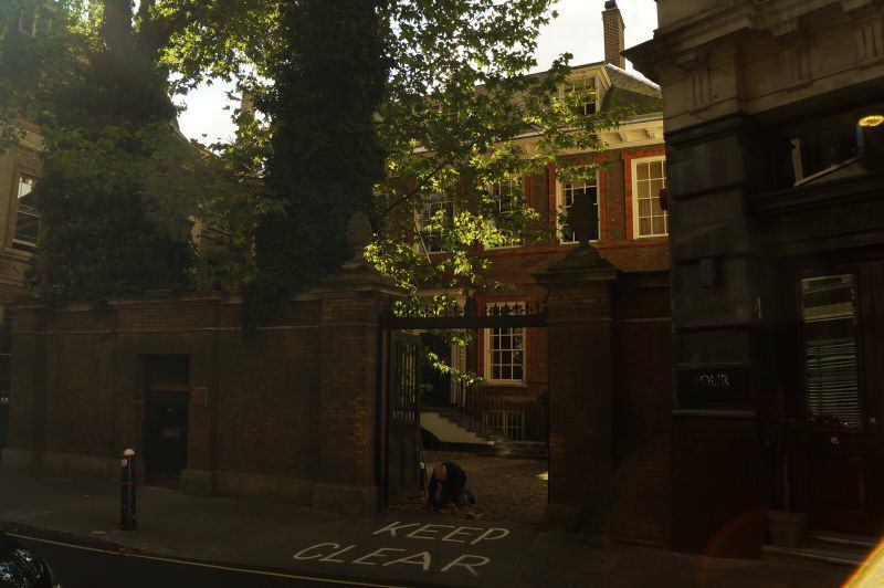 Wohnhaus in London
