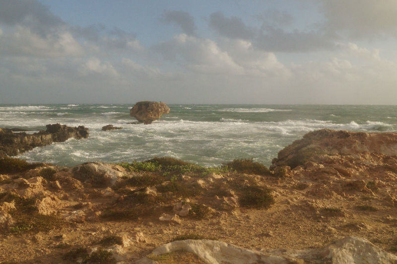 Westküste Australien: Küste bei Rockingham am Cape Peron