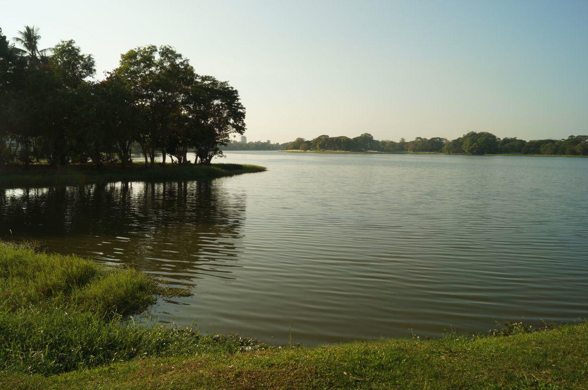Inya See in Yangon Myanmar