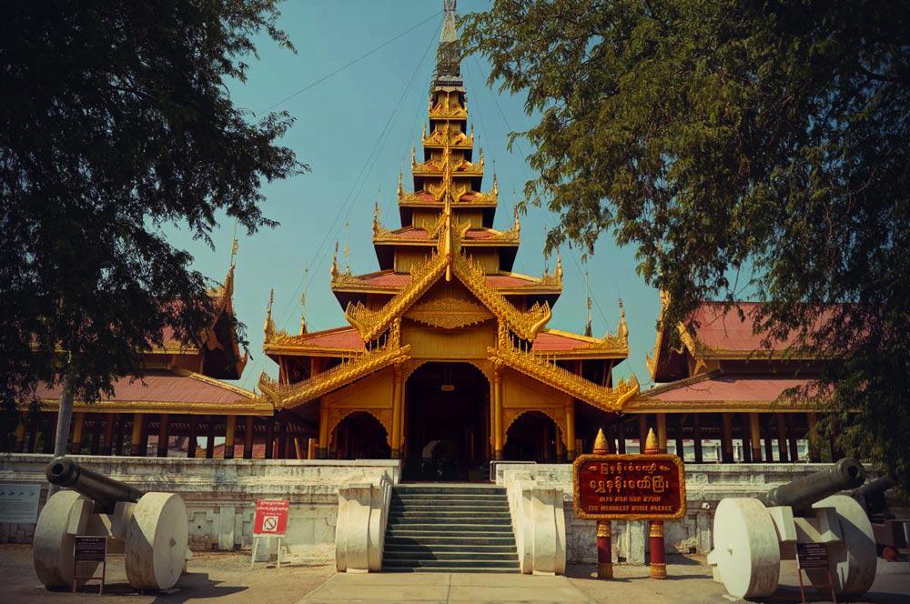 Myanansankyaw Golden Palace