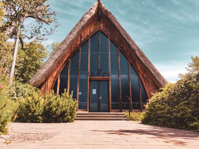 ship's church ahrenshoop