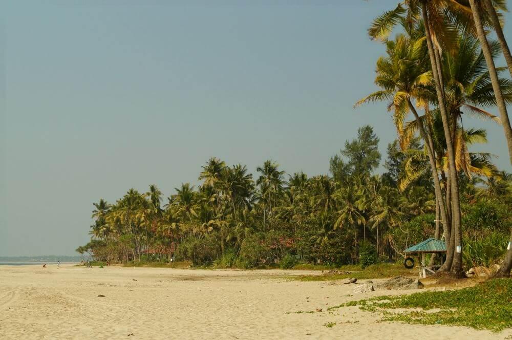 Der Strand von Ngwe Saung