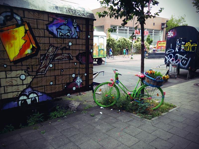 Kiefernstraße Düsseldorf