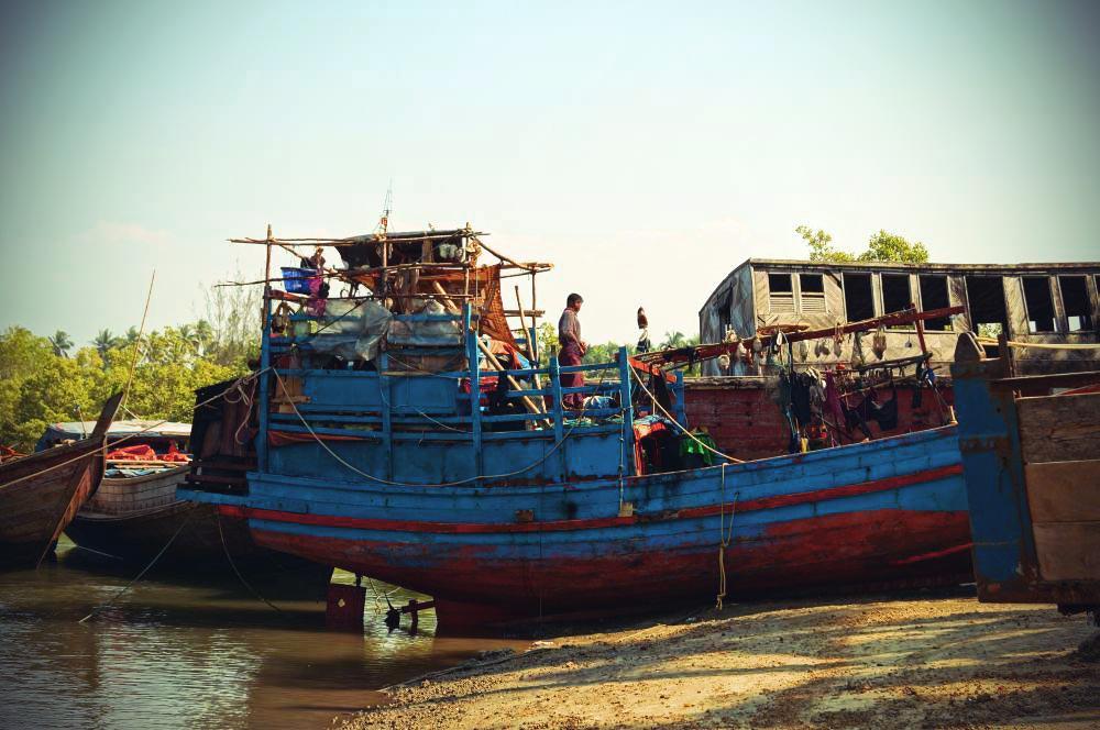 Botte in Thazin