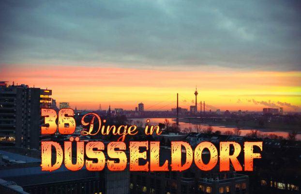 Düsseldorf Tipps und Düsseldorf Sehenswürdigkeiten