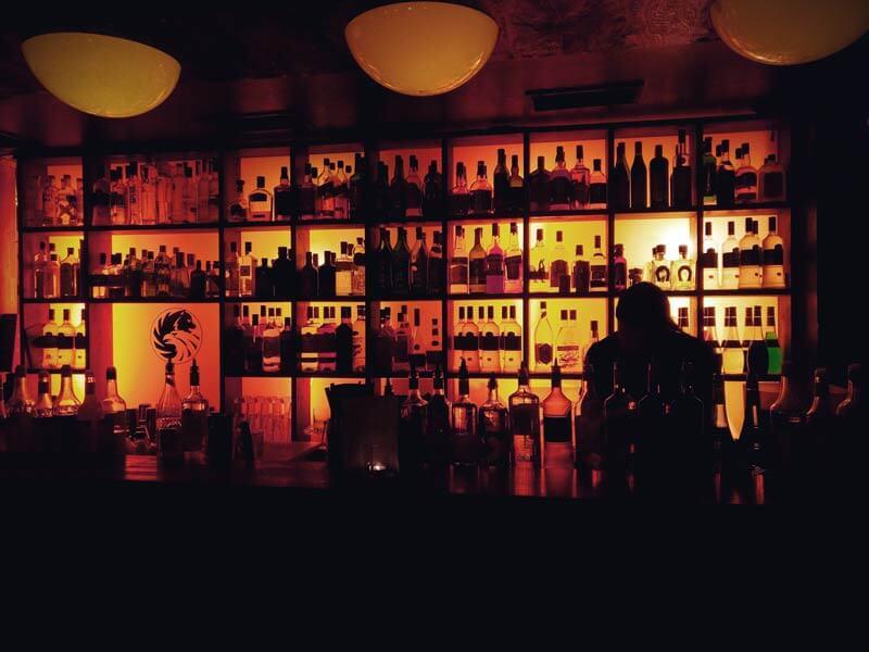 Anacond Lounge Düsseldorf