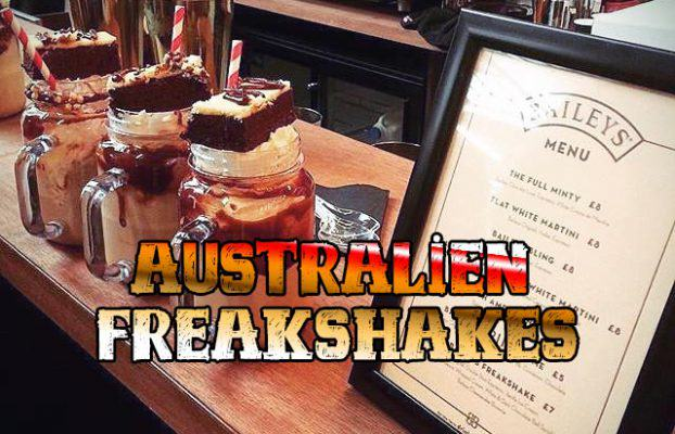 Freakshake: Monster Milkshake aus Australien