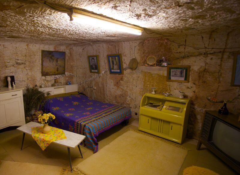 Unterirdisches Hotel Coober Pedy
