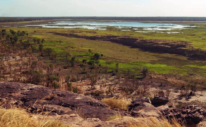 Kakadu Nationalpark Australien