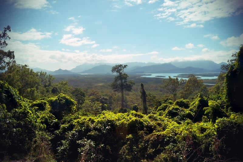 Atherton Tablelands.