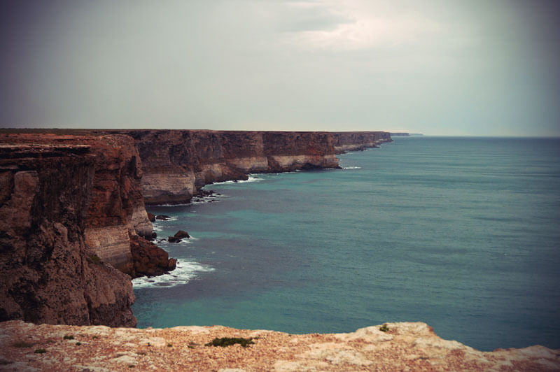 Bunga Cliffs
