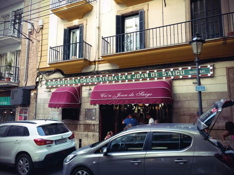 Geheimtipp Palma: Café Ca'n Joan de S'aigo