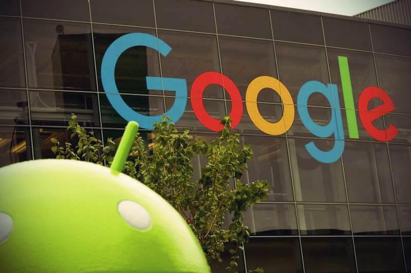 Google Plex Silicon Valley