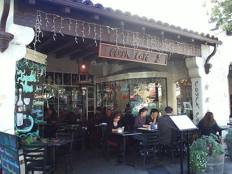 Coupa Café Silicon Valley