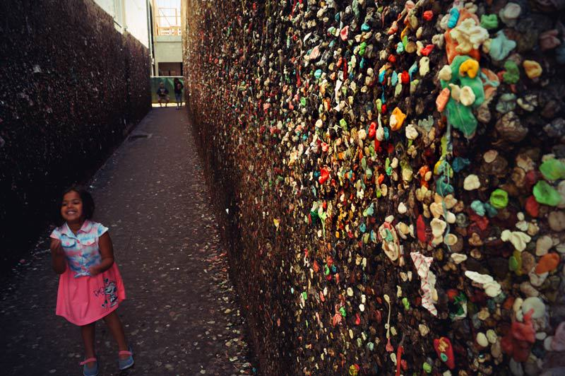 Roadtrip Kalifornien Bubblegum Alley