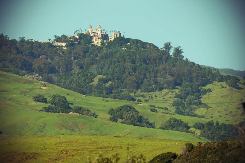 Roadtrip Kalifornien Hearst Castle
