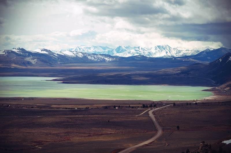 Kalifornien Roadtrip Mono Lake