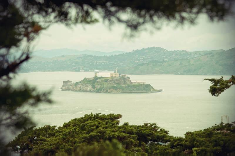 Kalifornien Roadtrip: San Francisco Alcatraz