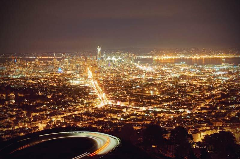 Kalifornien Roadtrip: San Francisco Twin Peaks