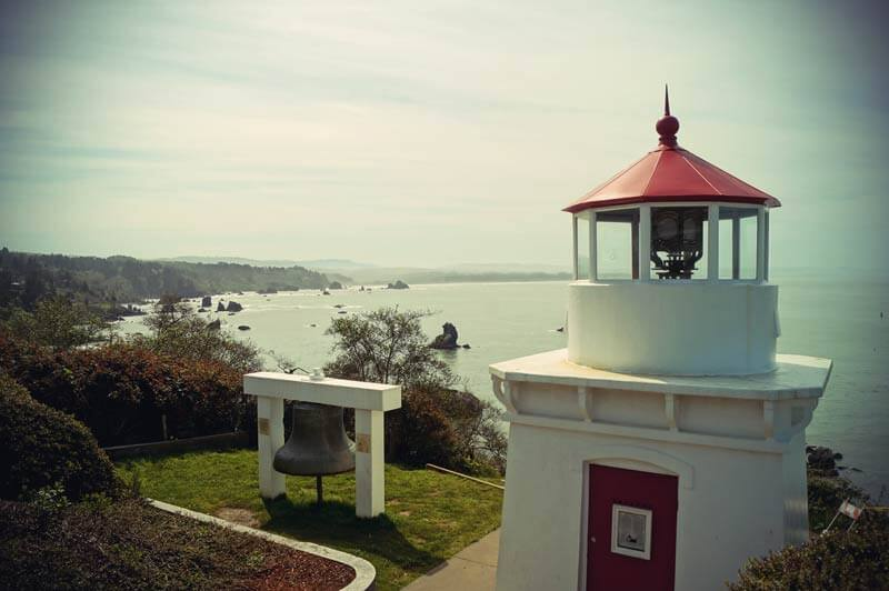 Kalifornien Roadtrip Trinidad Lighthouse