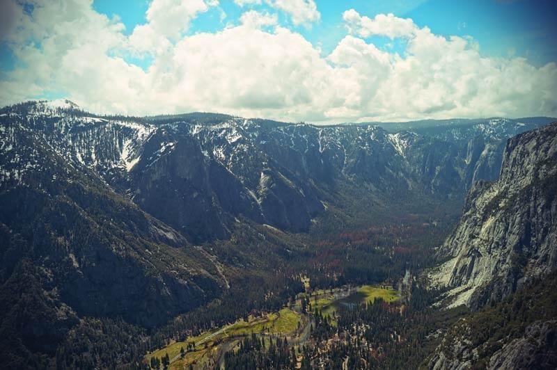 Kalifornien Roadtrip Yosemite Valley