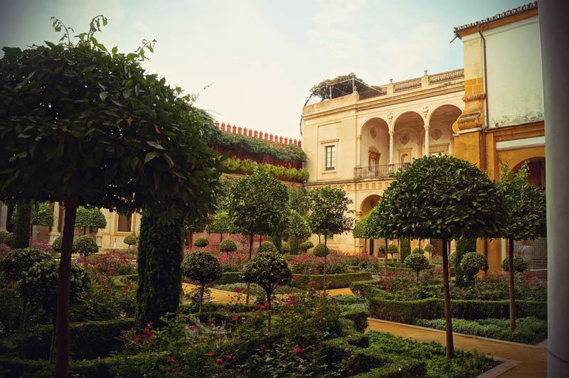 Casa de Pilatos in Sevilla