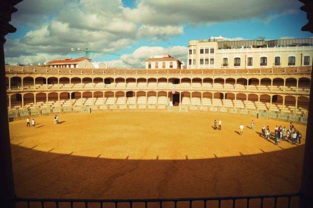Stierkampfarena Plaza de Toros de Ronda