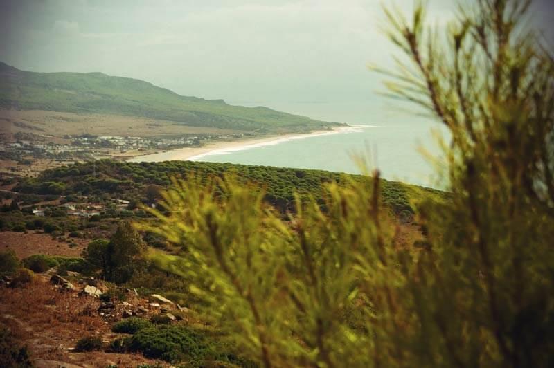 Die Küste von Bolonia