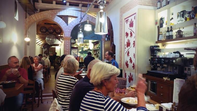 La Tapería de Columela in Cadiz