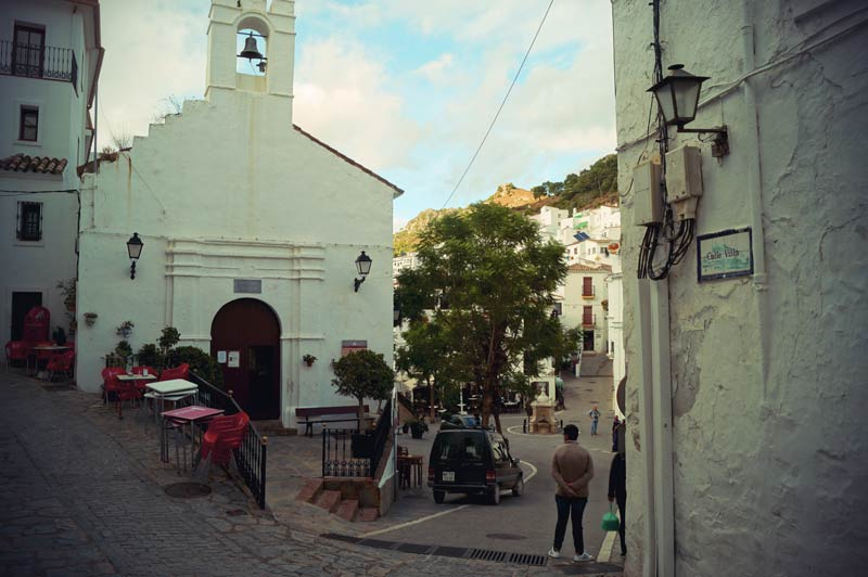 Casares Dorfplatz
