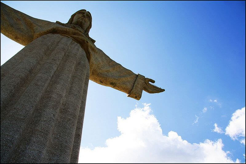 Cristo Rei Statue Lissabon