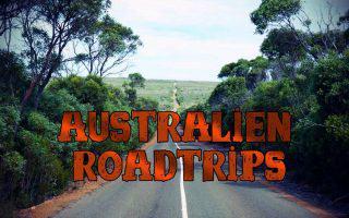 Australien Rundreise mit Routen für Roadtrips
