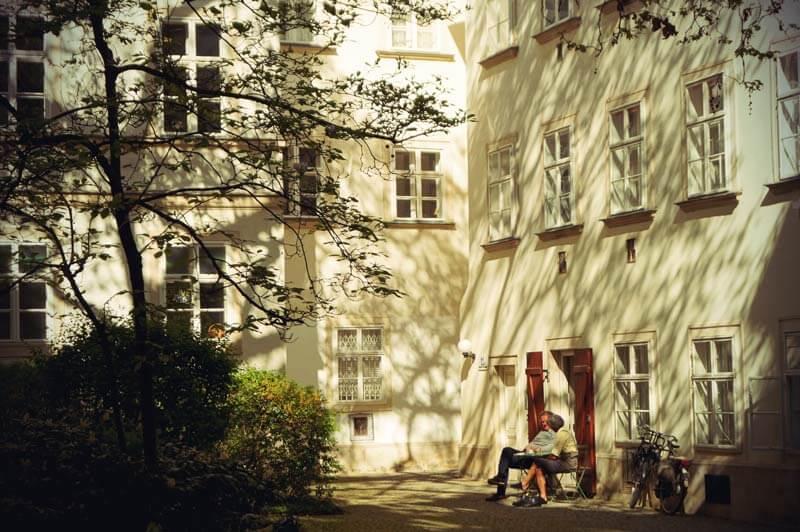 Winer Innenhof