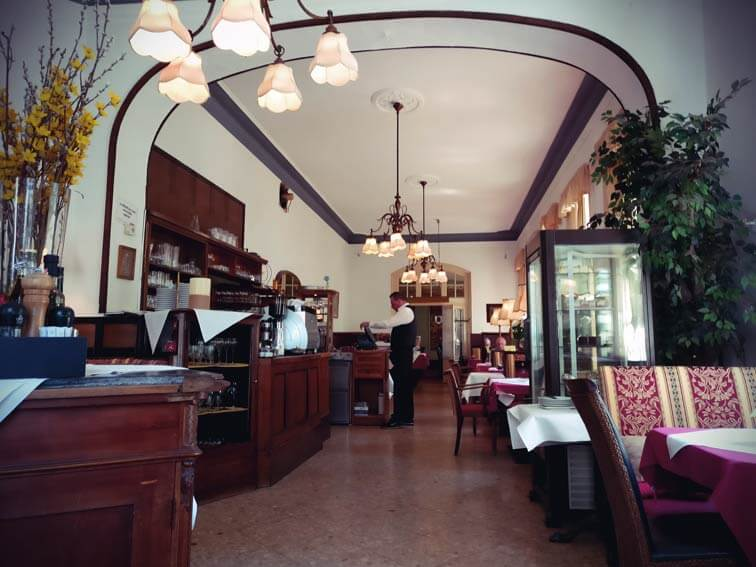 Café Zartl in Wien