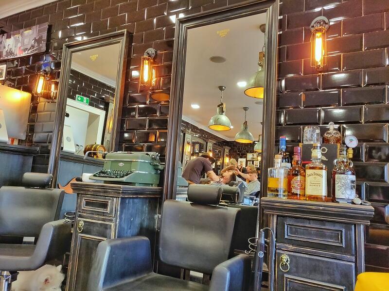 Barber Shop in Düsseldorf Barber Bros