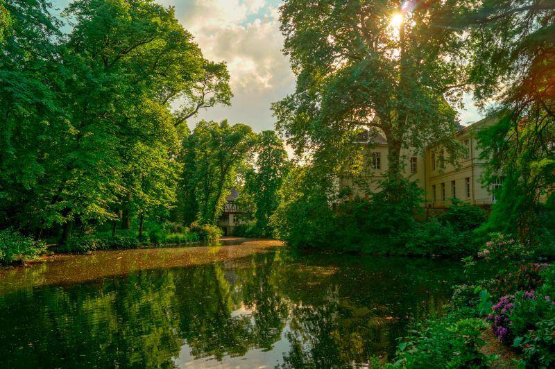 Schloss Eller Park