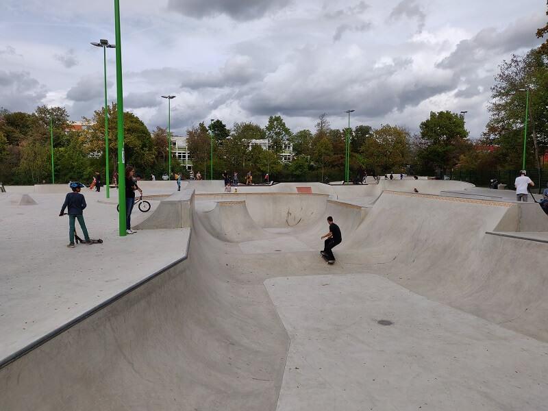 Skatepark Eller