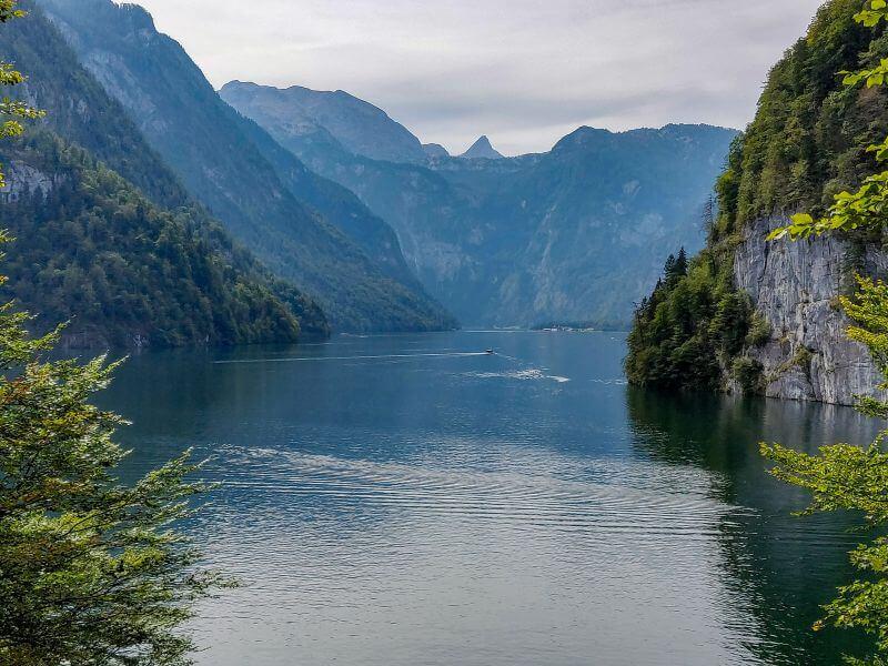 Königssee Ausblick