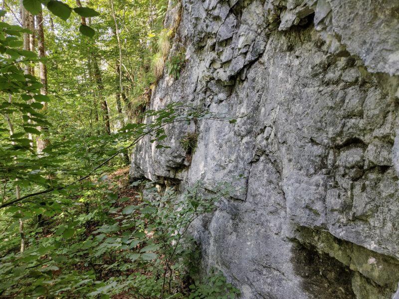 Rabenwand am Königssee