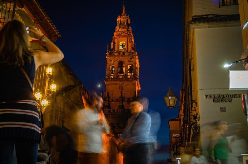 Glockenturm der Mesquita