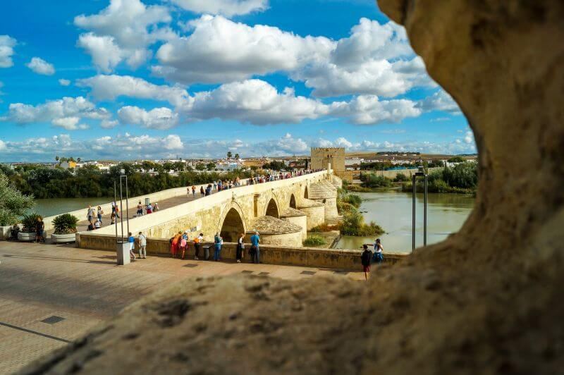 Römische Brücke in Cordoba