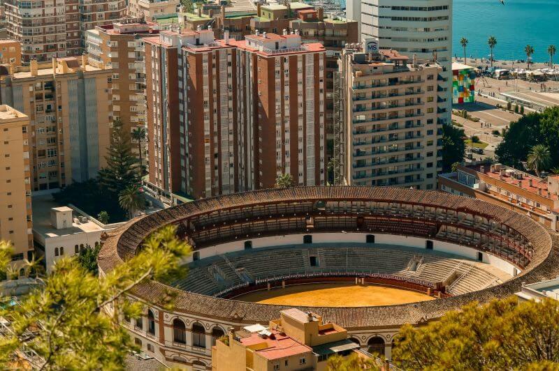 Málaga Tipps Stierkampfarena