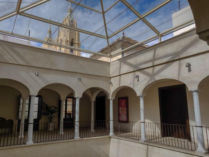 Málaga Tipps Carmen Thyssen Museum