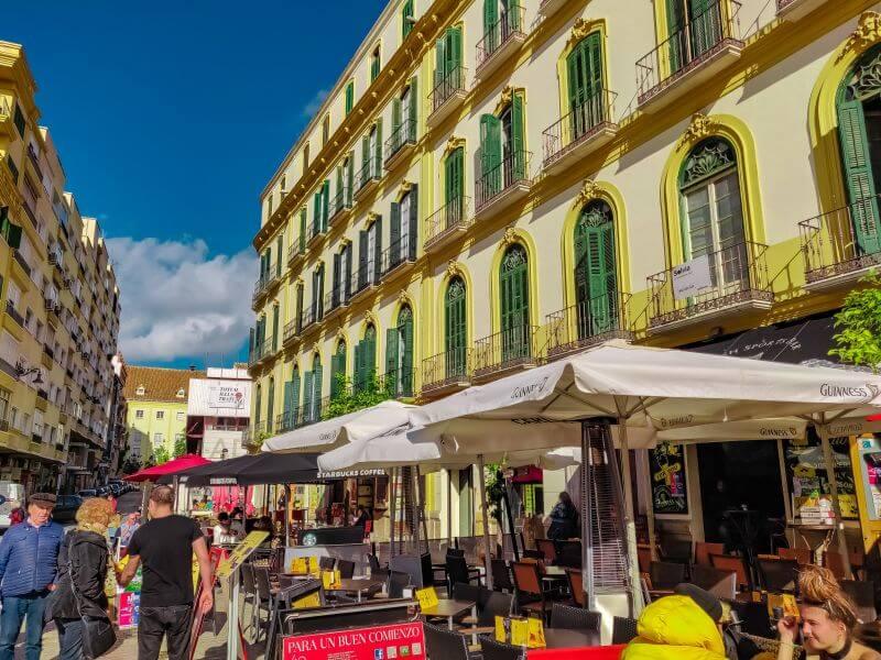 Málaga Tipps Geburtshaus Picasso