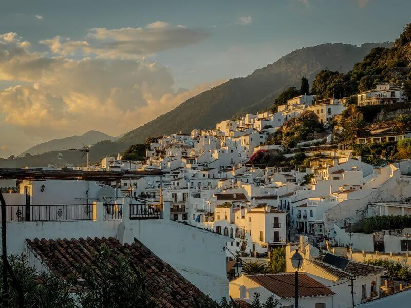 Andalusien Roadtrip: Frigiliana Gassen