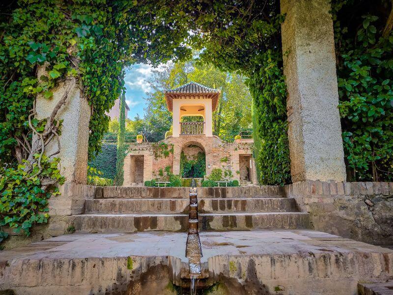 Gärten der Alhambra