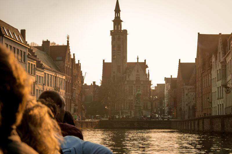 Jan van Eyckplein im Hanseviertel