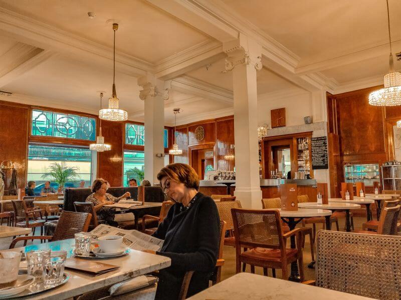 Café Baltasar in Salzburg