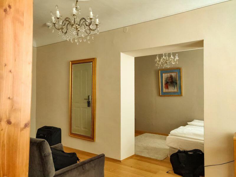 Zimmer im Hotel Amadeus in Salzburg