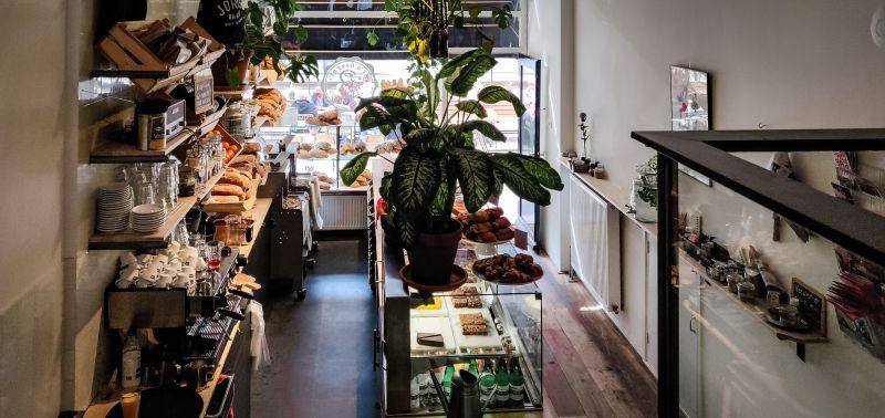 Jordys Bakery in Rotterdam